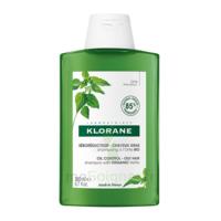 Klorane Ortie Shampooing Séboréducteur Cheveux Gras 200ml à Bassens