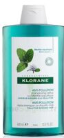 Klorane Menthe Aquatique Shampooing Détox 400ml à Bassens