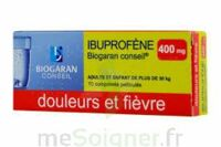 Ibuprofene Biogaran Conseil 400 Mg, Comprimé Pelliculé à Bassens