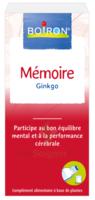 Boiron Mémoire Ginkgo Extraits de plantes Fl/60ml à Bassens