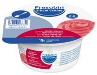 Fresubin 2kcal Crème sans lactose Nutriment fraise des bois 4 Pots/200g à Bassens