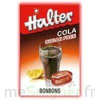 Bonbons sans sucre Halter coca à Bassens