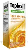 TOPLEXIL 0,33 mg/ml sans sucre solution buvable 150ml à Bassens