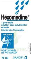 Hexomedine 1 Pour Mille, Solution Pour Pulvérisation Cutanée En Flacon Pressurisé à Bassens