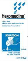 Hexomedine 1 Pour Mille S Appl Loc Fl/250ml à Bassens