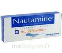NAUTAMINE, comprimé sécable à Bassens