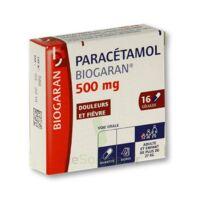 Paracetamol Biogaran 500 Mg, Gélule à Bassens