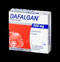 Dafalgan 500 Mg Comprimés Effervescents Sécables Film/16 à Bassens