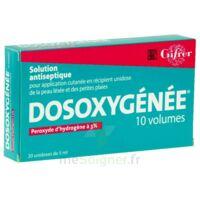DOSOXYGENEE 10 VOLUMES, solution pour application cutanée en récipient unidose à Bassens