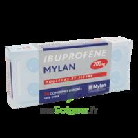 IBUPROFENE MYLAN 200 mg, comprimé enrobé B/30 à Bassens