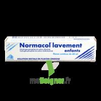 Normacol Lavement Enfants, Solution Rectale, Récipient Unidose à Bassens
