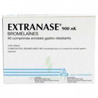 EXTRANASE 900 nK, comprimé enrobé gastro-résistant à Bassens