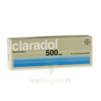 Claradol 500 Mg, Comprimé Sécable à Bassens