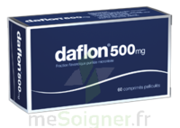 DAFLON 500 mg Comprimés pelliculés Plq/60 à Bassens