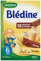 Blédine Vanille/Cacao 12 dosettes de 20g à Bassens