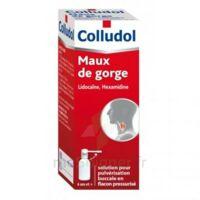 COLLUDOL Solution pour pulvérisation buccale en flacon pressurisé Fl/30 ml + embout buccal à Bassens