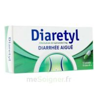 Diaretyl 2 Mg, Gélule à Bassens