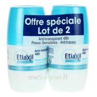 Etiaxil Deo 48h Roll-on Lot 2 à Bassens