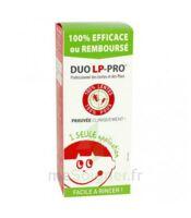 Duo LP-Pro Lotion radicale poux et lentes 150ml à Bassens