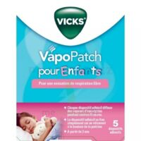 VICKS VAPOPATCH ENFANTS à Bassens
