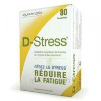 D-STRESS, boite de 80 à Bassens