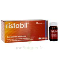 Ristabil Anti-fatigue Reconstituant Naturel B/10 à Bassens