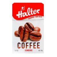 HALTER sans sucre Bonbon café B/40g à Bassens