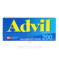ADVIL 200 mg, comprimé enrobé B/30 à Bassens