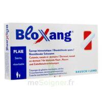 BLOXANG Eponge de gélatine stérile hémostatique B/5 à Bassens