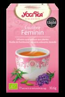 YOGI TEA EQUILIBRE FEMININ à Bassens