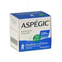 Aspegic 500 Mg, Poudre Pour Solution Buvable En Sachet-dose 30 à Bassens