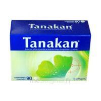 TANAKAN 40 mg, comprimé enrobé PVC/alu/90 à Bassens