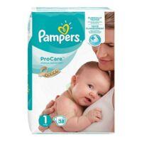 PAMPERS PROCARE PREMIUM Couche protection T1 2-5kg Paq/38 à Bassens