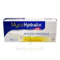 MYCOHYDRALIN 500 mg, comprimé vaginal à Bassens