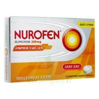 Nurofen 200 Mg, Comprimé Orodispersible à Bassens