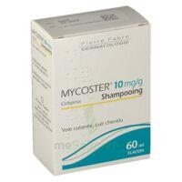 MYCOSTER 10 mg/g, shampooing à Bassens