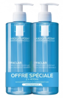Effaclar Gel moussant purifiant 2*400ml à Bassens