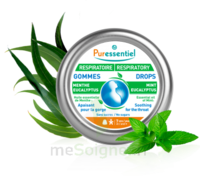Puressentiel Respiratoire Gommes Menthe-Eucalyptus Respiratoire - 45 g à Bassens