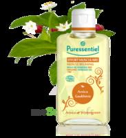 Puressentiel Articulations & Muscles Huile De Massage Bio** Effort Musculaire - Arnica - Gaulthérie - 100 Ml à Bassens
