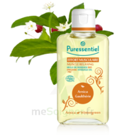 Puressentiel Articulations & Muscles Huile De Massage Bio** Effort Musculaire - Arnica - Gaulthérie - 200 Ml à Bassens