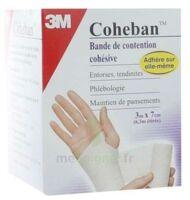 COHEBAN, blanc 3 m x 7 cm à Bassens