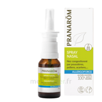 Pranarom Allergoforce Spray Nasal à Bassens