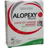 ALOPEXY 50 mg/ml S appl cut 3Fl/60ml à Bassens