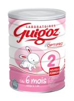 GUIGOZ 2 Lait pdre B/800g à Bassens