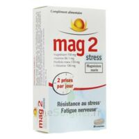 Mag 2 Stress 30 comprimés à Bassens