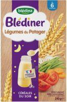 Blédîner Céréales Légumes du potager 240g à Bassens