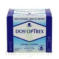 DOS'OPTREX S lav ocul 15Doses/10ml à Bassens