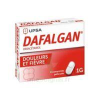 DAFALGAN 1000 mg Comprimés pelliculés Plq/8 à Bassens