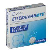EFFERALGANMED 500 mg, comprimé effervescent sécable à Bassens
