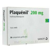 PLAQUENIL 200 mg, comprimé pelliculé à Bassens